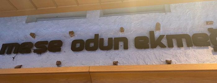 Ömer Duruk Meşe Odun Ekmeği is one of Orte, die Yılmaz gefallen.