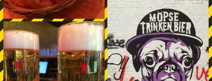 The Pub Berlin is one of Orte, die Irene gefallen.