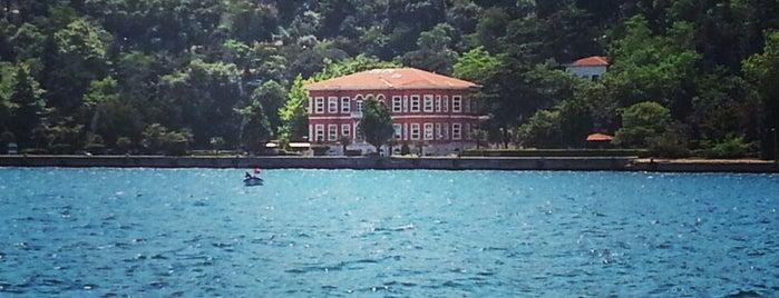 İskele Cafe & İzmir Lokmacısı is one of İstanbul Yeme&İçme Rehberi - 1.