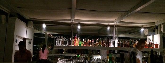 YK Roof Bar Restaurant is one of Ifigenia: сохраненные места.
