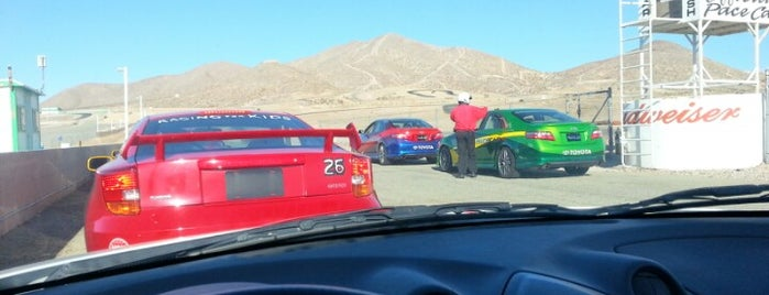 Willow Springs International Raceway is one of Bucket List for Gearheads.