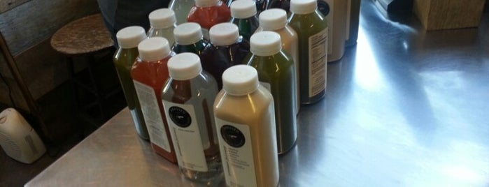 Pressed Juicery is one of A Must! in Los Angeles = Peter's Fav's.