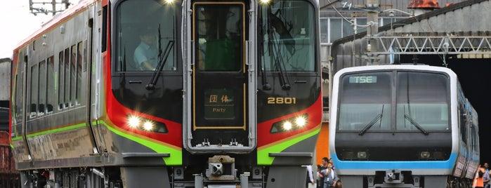 JR四国多度津工場 is one of JRの総合車両センター・工場.