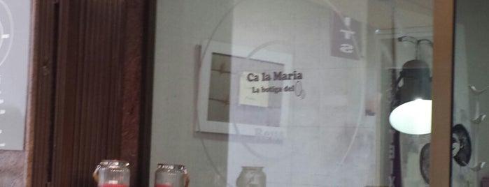 Ca la Maria is one of Tapa gratis.