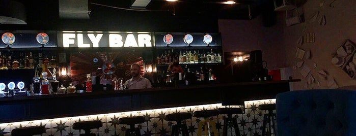 FLY BAR is one of Locais salvos de Анюта.
