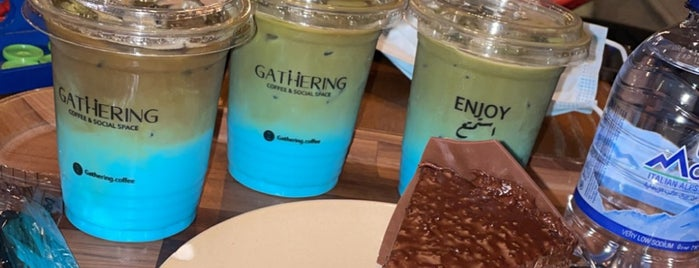 Gathering is one of Jeddah.
