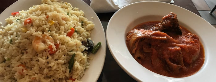 Osas African Restaurant is one of ChicagoCabFare.com: Verified Authentic Ethnic Eats.