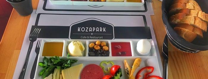 Kozapark is one of Nihat : понравившиеся места.
