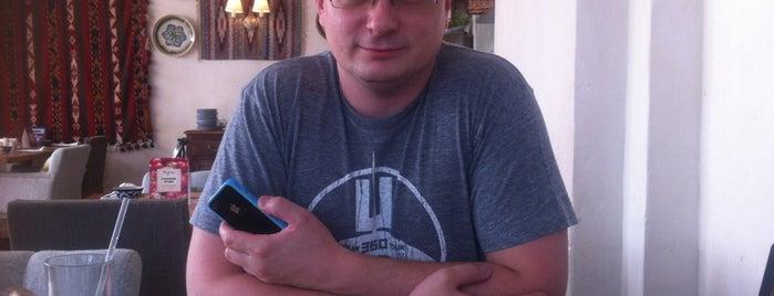 Шурпа is one of Tempat yang Disukai Сергей.