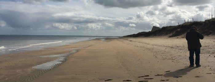 Utah Beach is one of Hits Ex Ante 4sq.