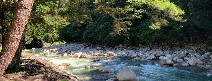 神崎川 is one of 沢登り.