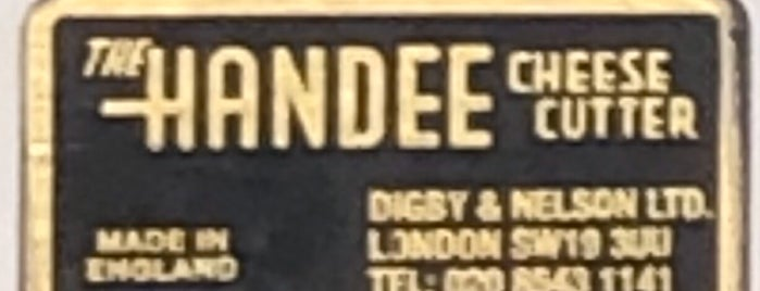 Pistachio & Pickle Dairy is one of London - Dec 2019.