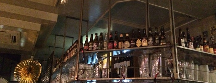 The Draft House is one of Craft Beer London.
