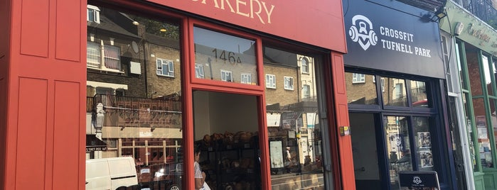The Spence Bakery is one of Sweets - LDN.