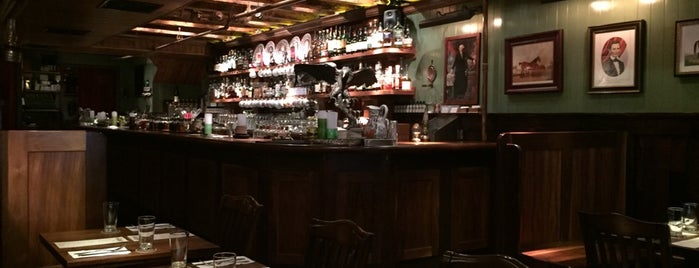 The Dead Rabbit is one of NYC.