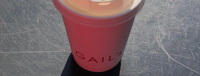 GAIL's Bakery is one of London.