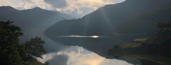 九頭竜ダム is one of Lugares favoritos de 高井.
