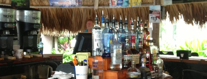 The Islander Grill & Tiki Bar is one of West Palm Beach.