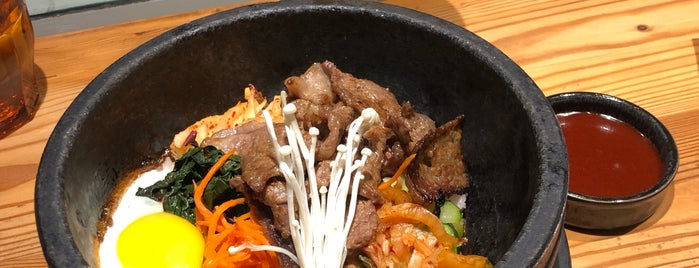Haenyeo is one of Food To Do.