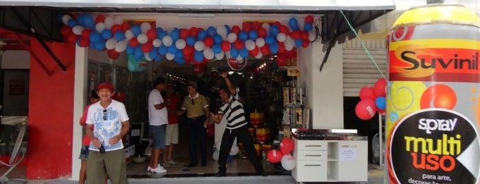 DuLar Materiais de Construção is one of Gespeicherte Orte von Eduardo.