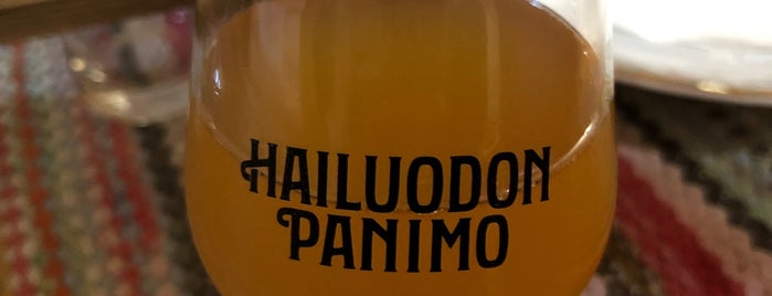 Hailuodon panimo is one of My Saved Venues in Finland.