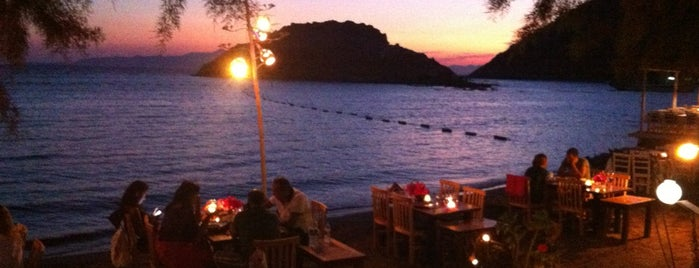 Club Gümüşlük is one of Guide to Bodrum's best spots.