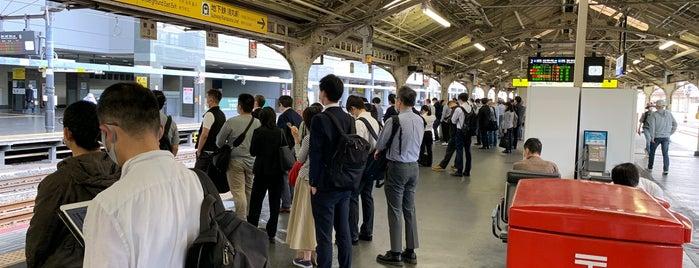 JR Kyōto Station is one of Shigeo : понравившиеся места.
