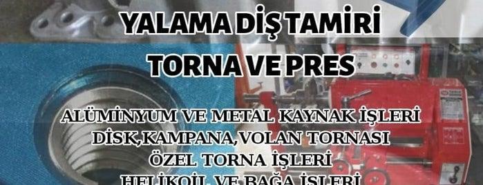 ELEKTROKENT is one of Tornacı : понравившиеся места.