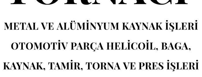 Ostim ata iş merkezi is one of Tornacı : понравившиеся места.