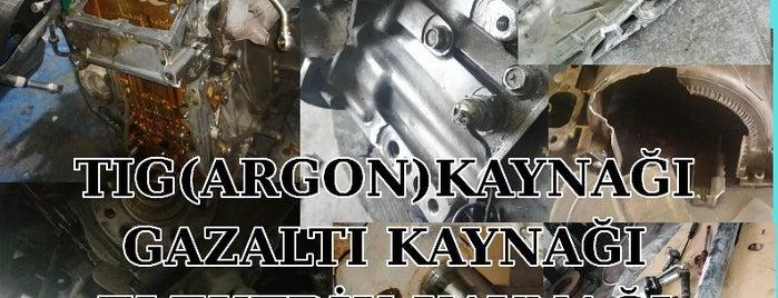 Ay Yıldız Sanayi Sitesi is one of Tornacı : понравившиеся места.