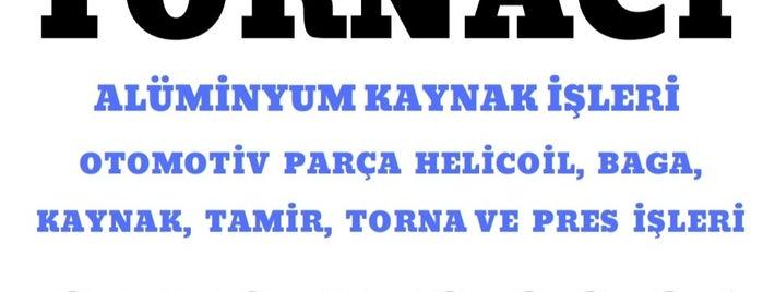 Shell is one of Tornacı : понравившиеся места.