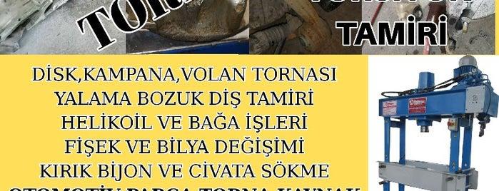 Örnek Oto Sanayi is one of Tornacı : понравившиеся места.