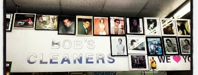 Bob's Cleaners is one of Guide to Los Angeles's best spots.