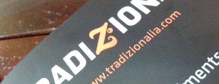 Tradizionalia is one of Ticket restaurant.