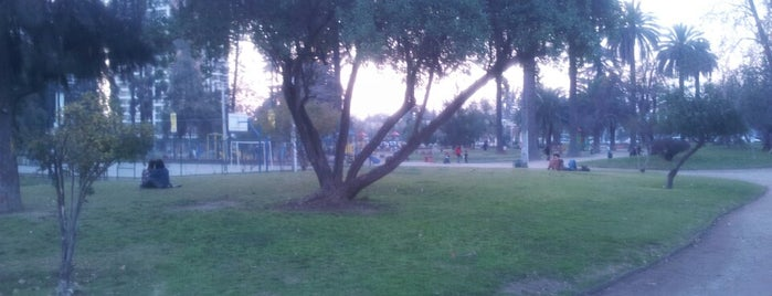 Parque Ramón Cruz is one of Parques.