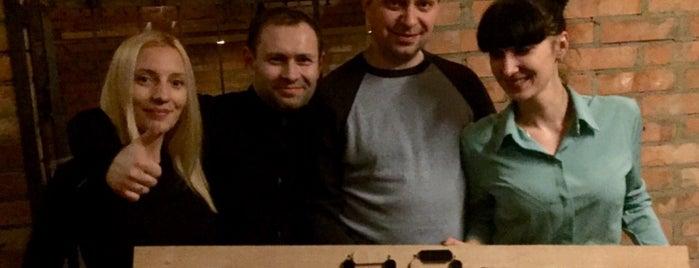 Квест-Тайм is one of Lugares favoritos de Andrey.