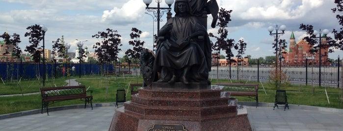 Памятник Лоренцо ди Пьеро де Медичи «Великолепный» is one of Locais curtidos por Alexander.