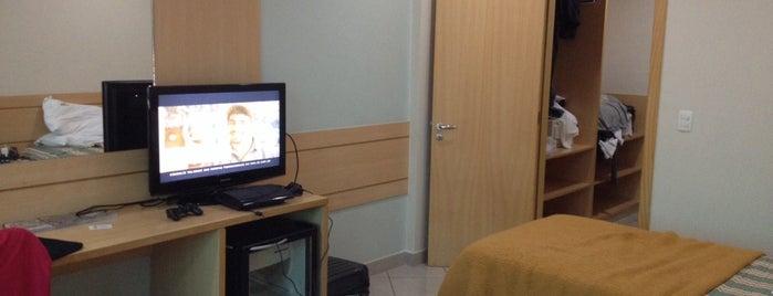 Hotel Domani Guarulhos is one of Locais curtidos por Jair.