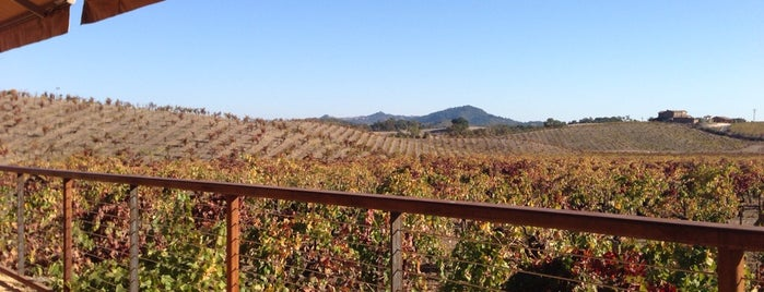 Ridge Vineyards - Lytton Springs is one of california wine country.