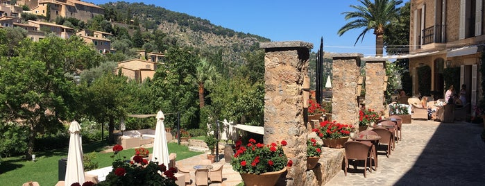 Son Moragues Terrace & Bar, Hotel La Residencia is one of Mallorca List.
