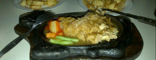 Waroeng Steak & Shake is one of Resto.