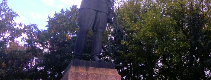 Памятник Кирову is one of KMV.