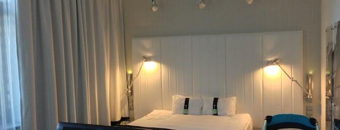 Holiday Inn Bydgoszcz is one of Tempat yang Disukai Hendrik.