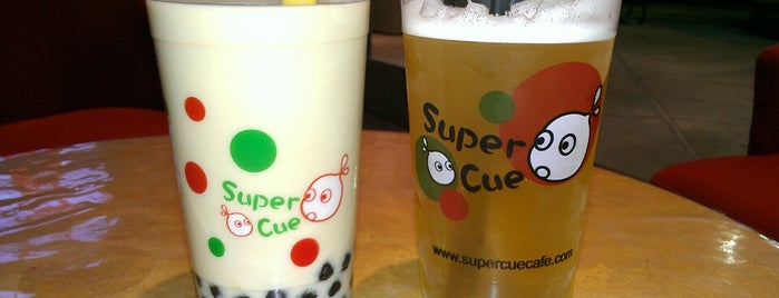 Super Cue Cafe Fremont is one of Food.