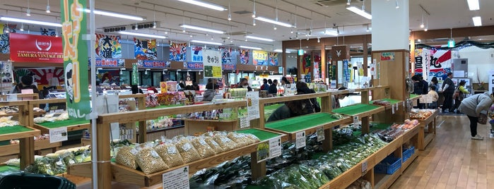 道の駅 きなんせ岩美 is one of Tempat yang Disukai Shigeo.