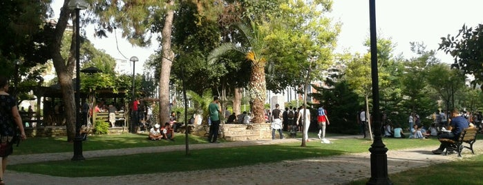 Atatürk Parkı is one of Locais curtidos por Fadik.
