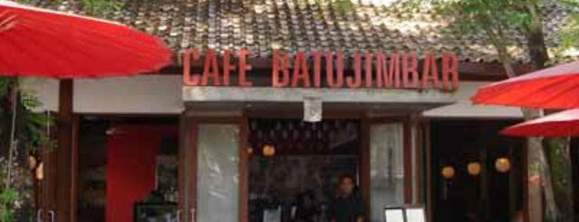 Café Batu Jimbar is one of pick up.