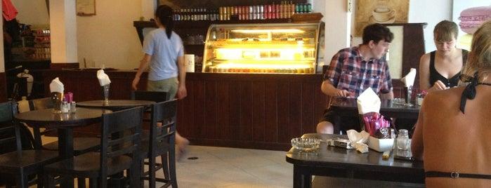 Cafe Corner is one of Locais curtidos por Adam.