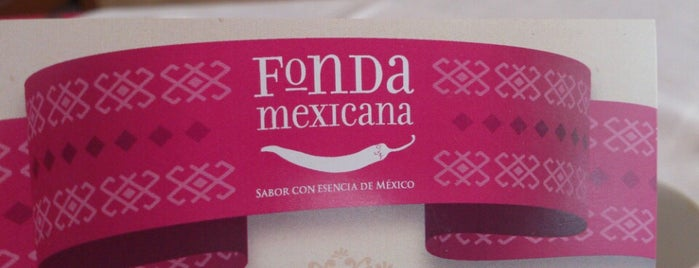 Fonda Mexicana is one of mexicana.