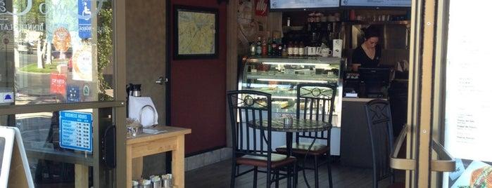 Euro Caffe is one of Lugares favoritos de Omar.